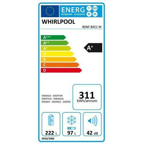 Whirlpool BSNF8421