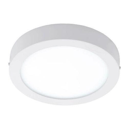Eglo Argolis-C 98171 plafon lampa sufitowa IP44 1x16,5W LED biały/biały