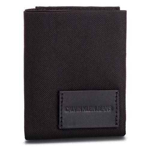 b2eddca61870f Duży Portfel Męski CALVIN KLEIN JEANS - Sport Essentials Patch Billfold  K50K504546 001