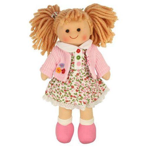 Bigjigs toys szmaciana lalka poppy 25 cm