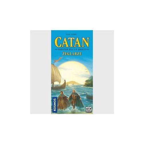 Galakta Catan: żeglarze 5/6 graczy (5902259201236). Najniższe ceny, najlepsze promocje w sklepach, opinie.