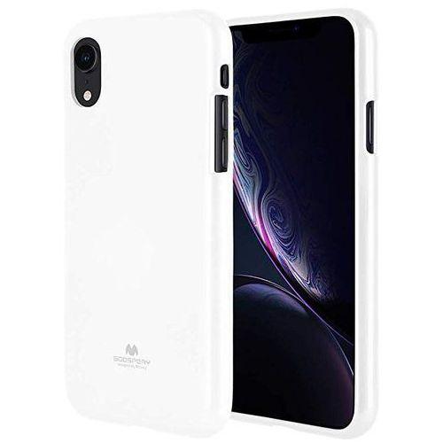Mercury Etui SOFT iPhone Xr biały (8809621286525)