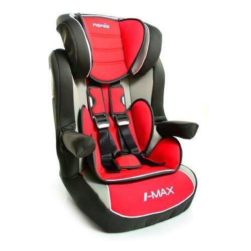 Fotelik samochodowy 9-36 kg Nania I-max LX ISOFIX Agora Carmin
