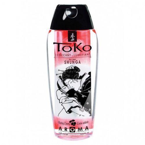 Shunga - Toko Lubricant Cherry 165 ml