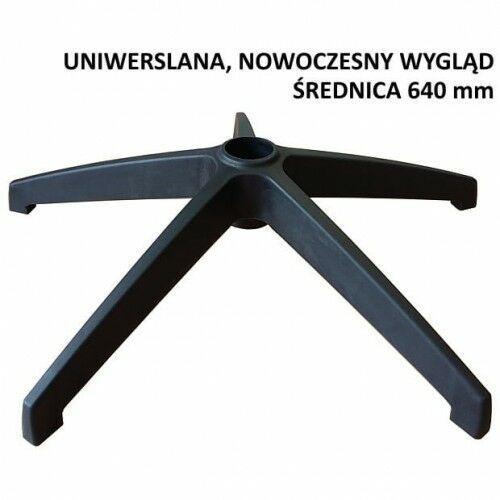 Stema Uniwersalna podstawa do krzesła lub fotela - średnica 640 mm