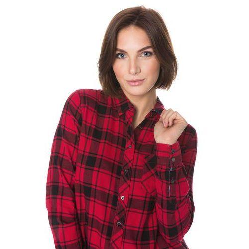 Pepe jeans karen shirt czerwony xs