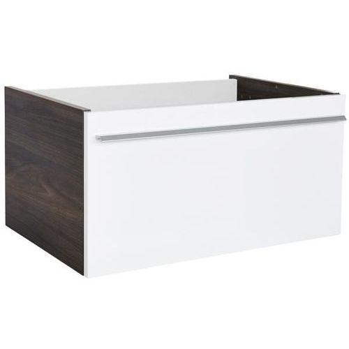 Yega 60 Szafka pod umywalkę FACKELMANN 74005 - Biały wysoki połysk \ 60 cm