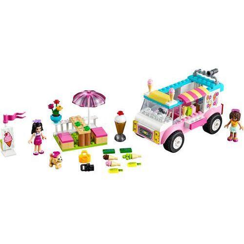 Lego JUNIORS Juniors - furgonetka z lodami emmy 10727