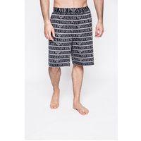 - szorty piżamowe marki Emporio armani