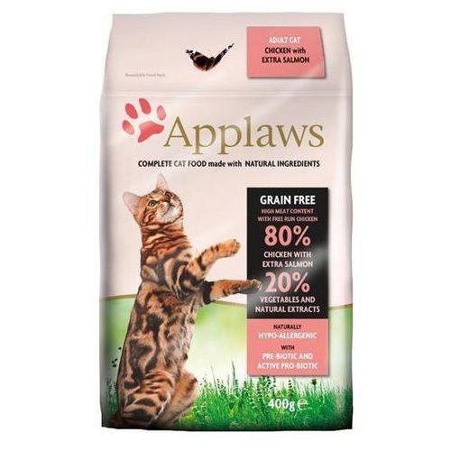 APPLAWS cat ADULT salmon - 7,5kg, 2100624