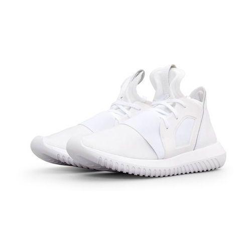 adidas Originals TUBULAR DEFIANT Tenisówki i Trampki wysokie chalk white, kolor biały