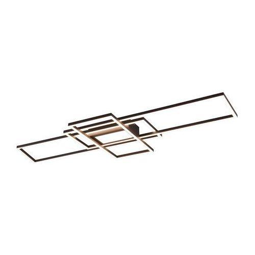 Trio irvine 620010442 plafon lampa sufitowa 1x60w led 3000-6500k antracyt