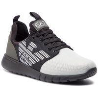 Sneakersy - x8x007 xcc02 k086 grey tri tonal, Emporio armani, 40-46