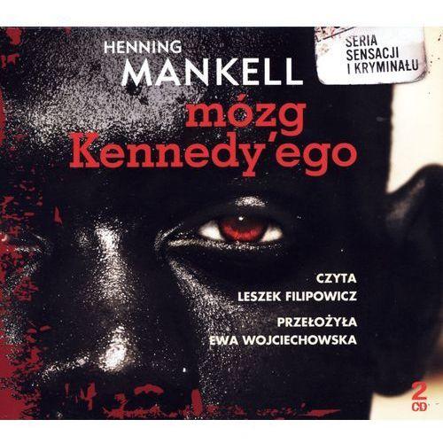 Mózg Kennedy`Ego. Książka Audio 2 Cd Mp3, Biblioteka Akustyczna