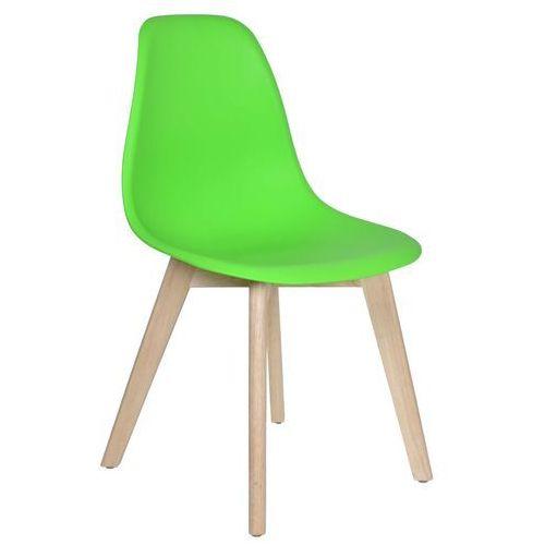 Krzesło Asti DSW Zielone