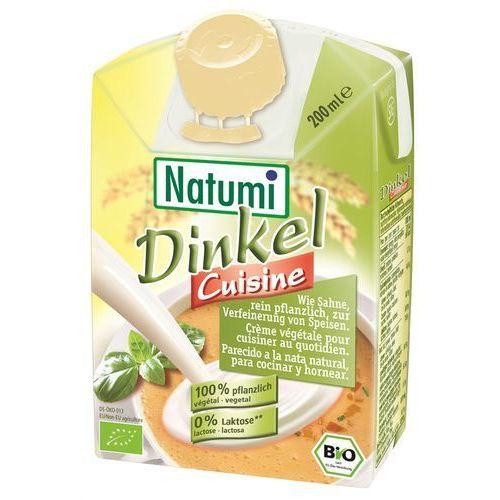 Śmietana orkizowa bio 200ml od producenta Natumi