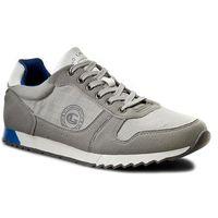 Sneakersy GINO LANETTI - MP07-16236-02 Szary, kolor szary