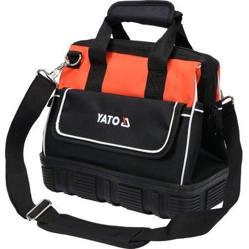 """Yato Torba narzędziowa 15"""" z gumowym dnem,15 kieszeni yt-74360 - zyskaj rabat 30 zł (5906083011832)"""