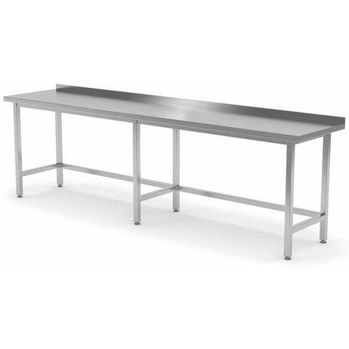 Stół Przyścienny Wzmocniony bez Półki   szer: 2000-2800mm gł. 700 mm