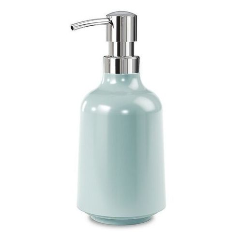 Umbra - dozownik do mydła step, błękitny - błękitny