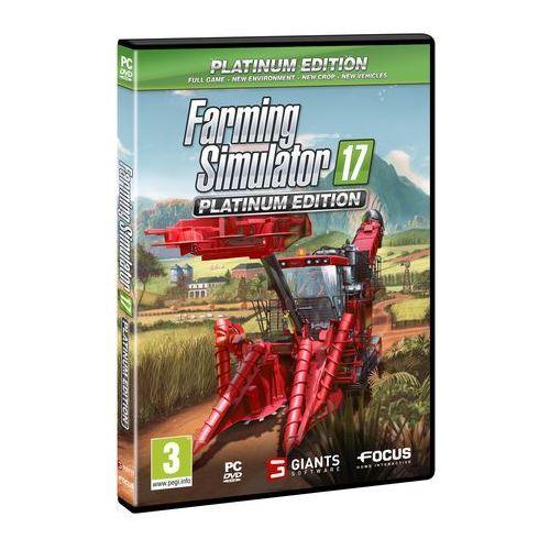 Farming Simulator 2017 (PC). Najniższe ceny, najlepsze promocje w sklepach, opinie.