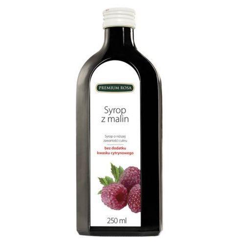 Syrop malinowy - - 315 ml marki Polska róża