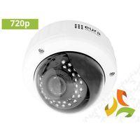 "Eura-tech Kamera ip kopułkowa cda-02c5 1.0mpx 720p 1-4"" cmos wandaloodporna eura professional"