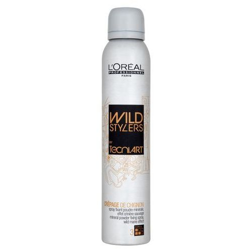 OKAZJA - L'oréal professionnel tecni art wild stylers mineralny, pudrowy spray (wild mane effect, limited edition) 200 ml (3474630631847)