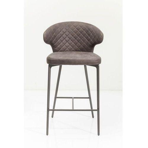 KARE Design:: Hoker / Krzesło barowe Amsterdam szary