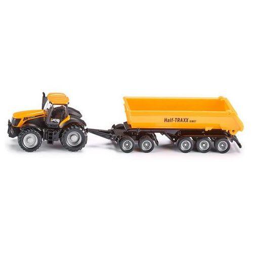 Zabawka SIKU Traktor z wózkiem i wywrotką (4006874018581)