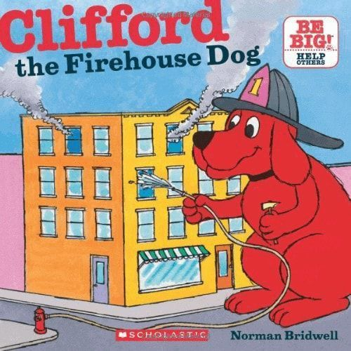 Clifford the Firehouse Dog (9780545215800)