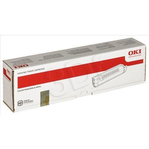 OKI oryginalny toner 44059105, yellow, 8000s, OKI C810, 830 (5031713043515)