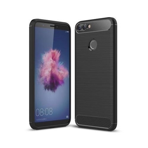 Etui carbon do huawei p smart marki Forcell