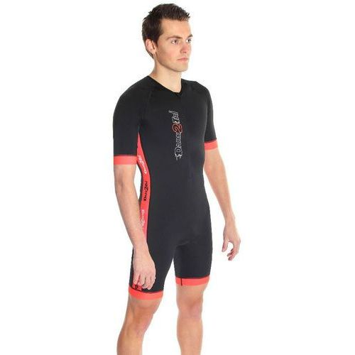 Dare2tri coldmax mężczyźni czerwony/czarny xl 2018 pianki do pływania (8718858567348)