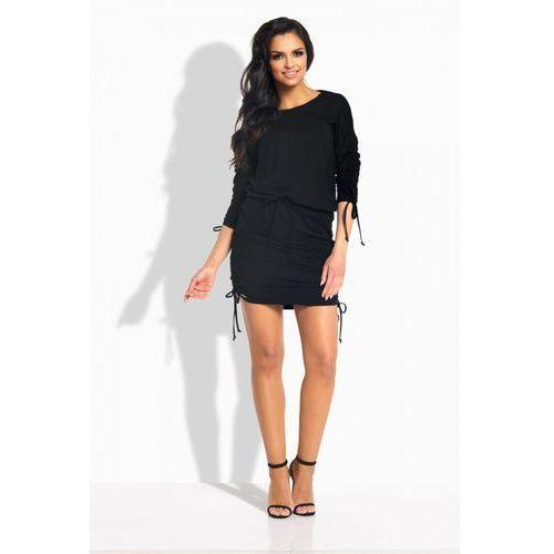 Lemoniade L182 czarna sukienka
