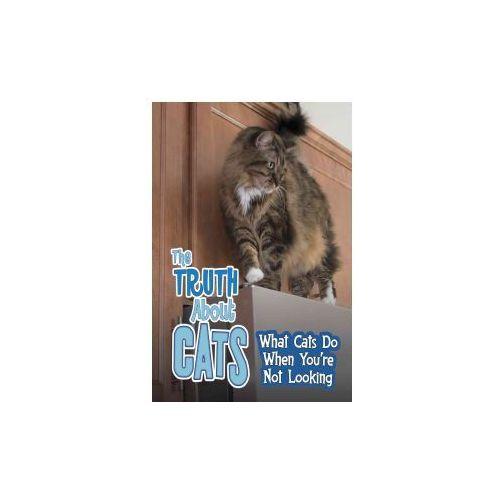 The Truth about Cats: What Cats Do When You're Not Looking (9781410986054)