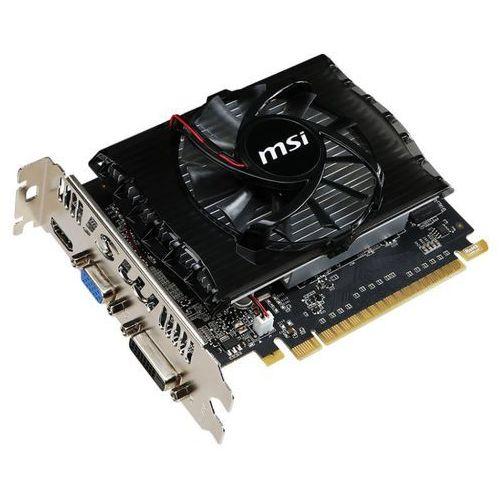 MSI GT730 2GB DDR3 128BIT HDMI/DVI/DSUB BOX - sprawdź w wybranym sklepie