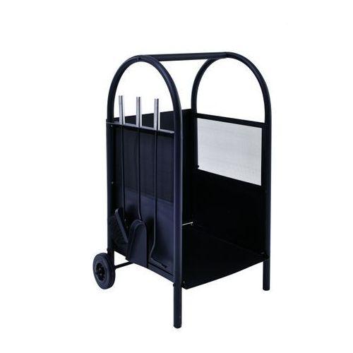 Wózek na drewno kominkowe latemar marki Blyss