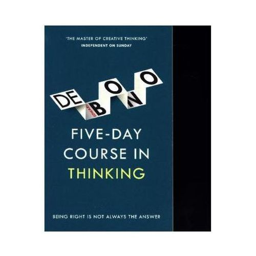 Five Day Course in Thinking (9781785040863)
