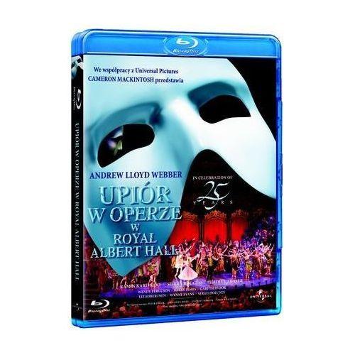 Upiór w operze w Royal Albert Hall (Blu-ray)
