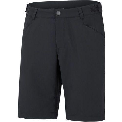 cottas x-function spodnie rowerowe mężczyźni czarny 48 2018 spodenki rowerowe marki Ziener