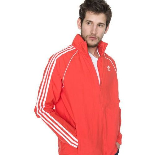 adidas Originals ADICOLOR Kurtka wiosenna red, nylon