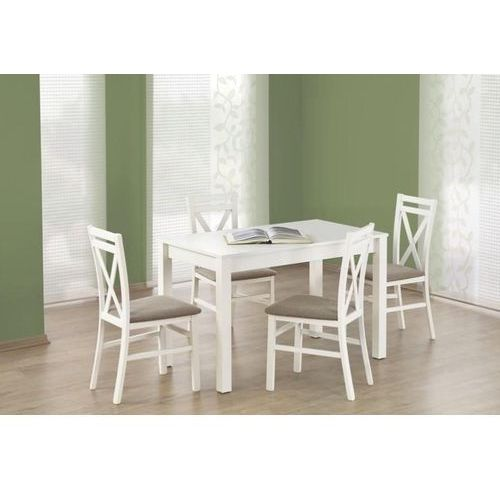 Zestaw stołowy Halmar - stół Ksawery + 4 krzesła Dariusz, Halmar