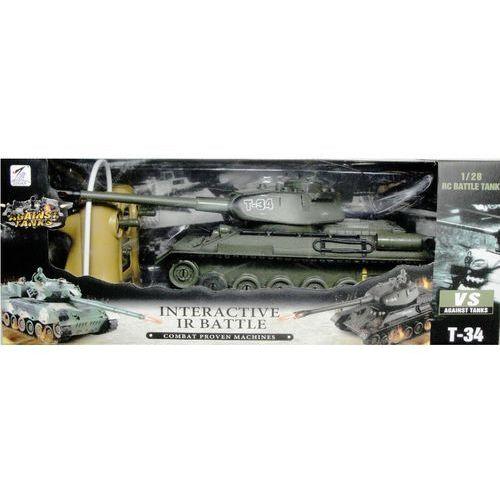 Zabawka  czołg sterowany pilotem q2079 + darmowy transport! marki Swede