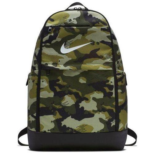 Nike Plecak - brasilia - xl - odcień zieleni