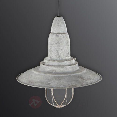 Trio leuchten Morska lampa wahadłowa fisherman, antyczny szary (4017807286168)