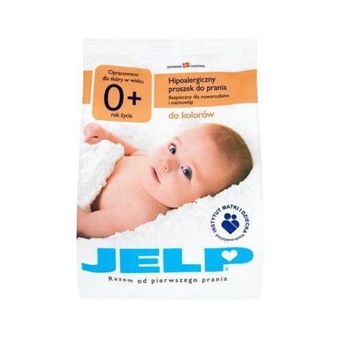JELP 1,12kg Hipoalergiczny proszek do prania kolorowych tkanin 0m+ (14 prań)