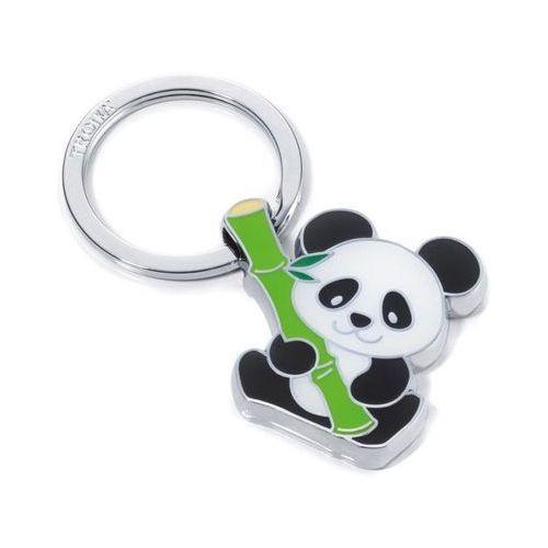 Troika Brelok panda bamboo (4024023117299)