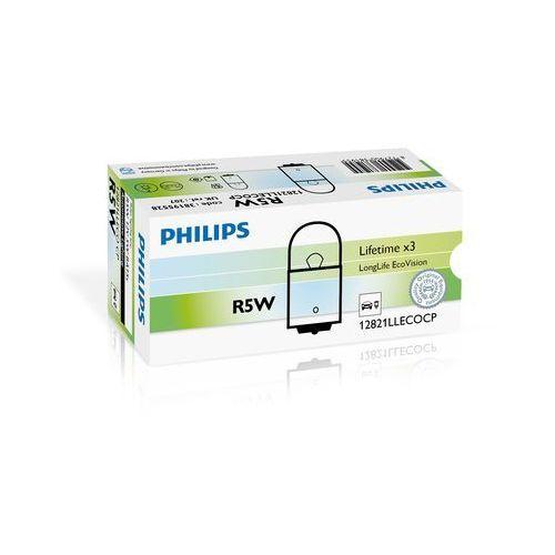 Philips longlife ecovision konwencjonalna żarówka wewnętrzna i sygnalizacyjna 12821llecocp