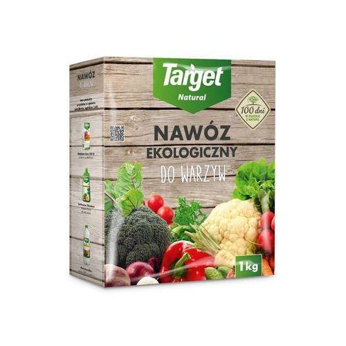 Nawóz do warzyw ekologiczny 1 kg marki Target natural